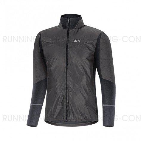 GORE® Maillot à manches longues R5 GORE-TEX INFINIUM™ Soft Lined Homme | Black