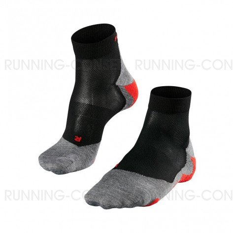 FALKE CHAUSSETTES RUNNING RU5 LIGHTWEIGHT SHORT HOMME | BLACK-MIX
