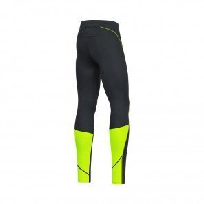 GORE® Collant R3 Homme | Black/Neon Yellow