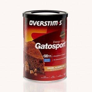 Gatosport Caramel au beurre salé Overstim's - Gâteaux énergétiques
