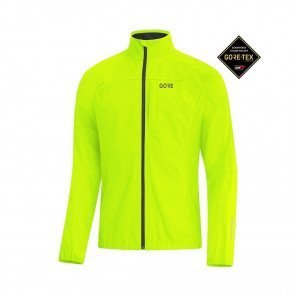 GORE® R3 GORE-TEX ACTIVE VESTE HOMME | NEON YELLOW | Collection Printemps-Été 2019
