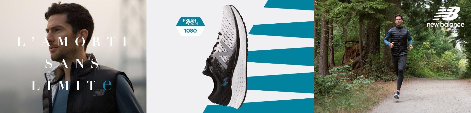 New Balance Fresh Foam 1080v9 homme