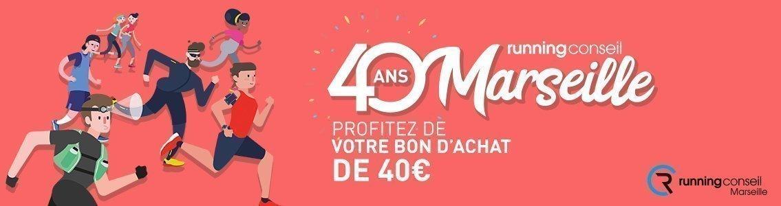 40 ans Running Conseil Marseille