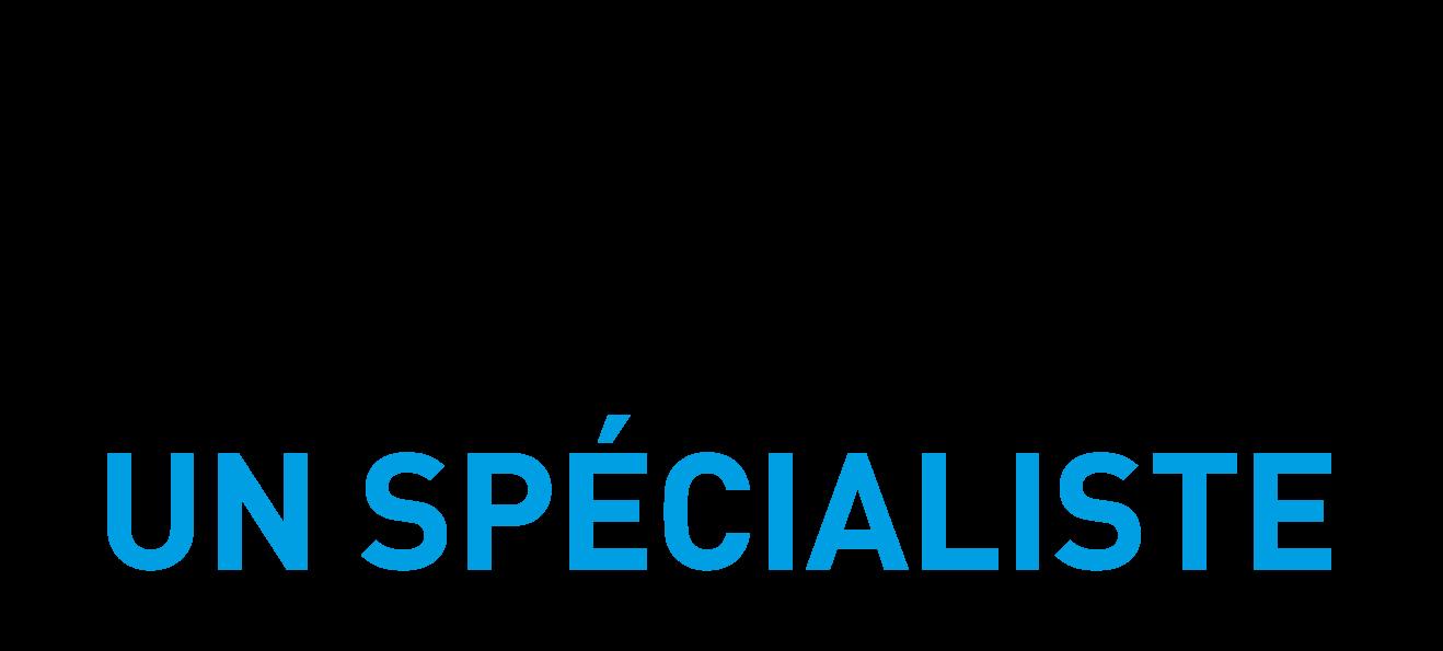 logo infinite de profils cyan